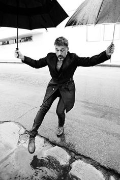 I think that Christoph Waltz is a phenomenal actor. I've only ever seen him play a villain, and his acting abilities truly make me loathe him. Still, I think he would be cool as hell to know in the real world.