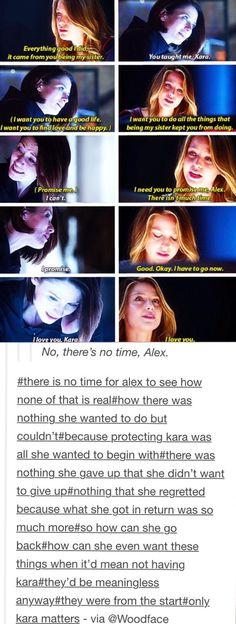 Kara and Alex