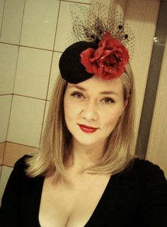 My new one hat)