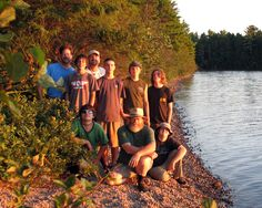 For the last nine years every summer our Scouts pile into a van and drive north to Ontario's Algonquin Provincial Park for a week-long high adventure canoe trip. Our crews typically cover 40-50 miles of paddling and portaging during our stay.Two years ago we started alternating these canoe trips with a trip to Kandersteg International Scout Center every third year.
