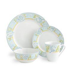 Buy Seaside Dinnerware Set, 32 Piece, Service for 8 online at Pfaltzgraff.com