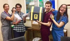 We Came, We Brushed, We Smiled: Harvard School of Dental Medicine Turns The Pediatric Dental Visit Into a Treasure Hunt