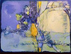 """Philippin, Inge, """"Landscape"""" (9) Mit einem Klick auf 'Als Kunstkarte versenden' versenden Sie kostenlos dieses Werk Ihren Freunden und Bekannten."""