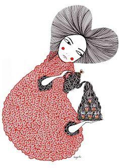 Chrissy Lau http://www.chrissylau.com/