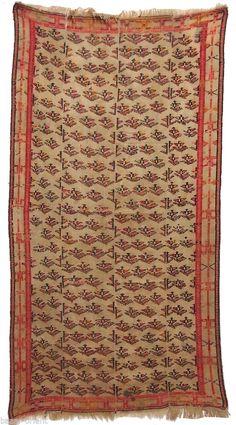 233x125 cm orient Teppich kaukasische Nomaden bauern sumakh kelim kilim Nr-544