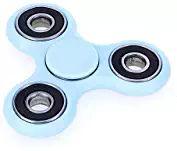 Light Blue Fidget Spinner!!