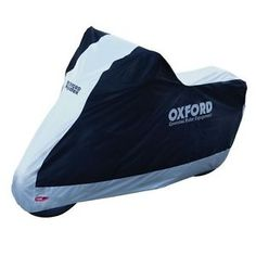 oxford medium aquatex premium outdoor waterproof motorcycle motorbike cover - Categoria: Avisos Clasificados Gratis  Estado del Producto: NuevoFeaturesDouble Stitched polyester for strength and durabilityComplete exterior and interior protection Heat resistant to 150C Elasticated bottom and belly strap Sizing Length: 229cmFronth Width: 99cmFront Height: 125cmRear Width: 35cmRear Height: 92cmPLEASE NOTE! The quoted delivery cost covers mainland UK below and including Glasgow and Edinburgh Our…
