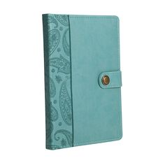 """Amazon.com : Markings Leatherette Ruled Journal, Turquoise, 8.25"""" x 6"""" : Office Products"""