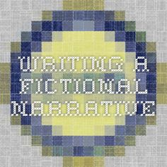 Writing a fictional narrative