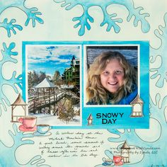 Drawing scrapbook embellishments is a great way to add a custom touch to your layouts. Here's a short tutorial about drawing your own embellishments.