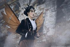 Icarus Wings by artist Kyle Miller @steampunk22 #Steampunk