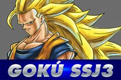 Cómo dibujar a GOKÚ SSJ3 - Dragon Ball Z