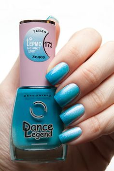 Ninja Polish: Dance Legend - No173 from the Thermo collection