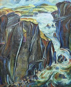 """20th CenturyOil Paintings  