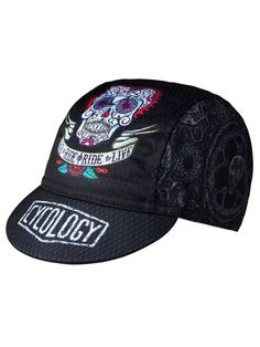 Day of the dead cap ........