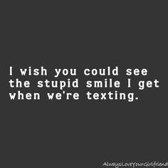 Stupid Smile.
