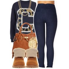 Night Set, created by oh-aurora on Polyvore