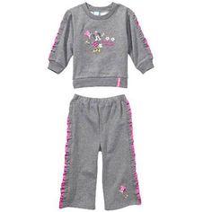 Minnie Mouse Newborn Baby Girl Bodysuit, Size: 0 - 3 Months, Pink