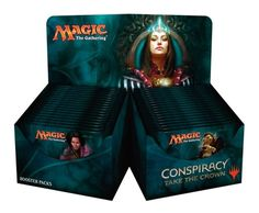 Show details for MTG Conspiracy: Take the Crown Booster Box