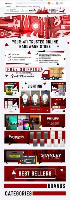 Shop online with Big Bolt Design Studio now! Visit Big Bolt Design Studio on Lazada. Stanley Tools, Page Design, Store Design, It Works, Advice, Tips, Nailed It, Design Shop