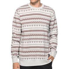 Valor Cheyenne Crew Neck Sweatshirt