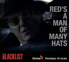 The Blacklist #Giveaway - CDN - ends 3/21