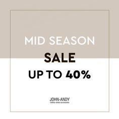 Εκπτώσεις έως -40% σε όλα τα επώνυμα Brands! Women Wear, Seasons, Clothes, Outfits, Clothing, Seasons Of The Year, Kleding, Outfit Posts, Coats