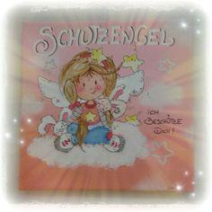 Schutzengelbild Fictional Characters, Art, Guardian Angel Pictures, Art Background, Kunst, Performing Arts, Fantasy Characters, Art Education Resources, Artworks