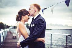 Sesja ślubna nad Zalewem Zegrzyńskim / Wedding session by the Zalew Zegrzynski lake | Kamila Panasiuk Fotografia www.kamilapanasiuk.pl