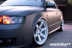 Rota Grids Audi A4. *swoon*