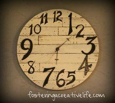 DIY Clock!