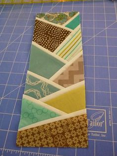 Chezzetcook  Modern Quilts Blog: ohhh I like this design