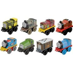 Fisher-Price Thomas and Friends Minis