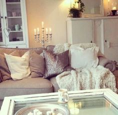 We are inspired by Living Room Decor Ideas. For more inspiration visit us at https://www.facebook.com/nufloorsvernon