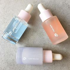 Pure, Glow, Bounce, repeat. The Super serums coming v soon (next week!) fresh…