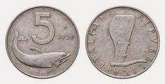 5 lire del 1956 quanto valgono
