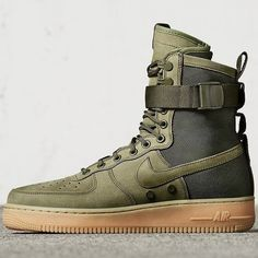 Nike Special Field Air Force 1  @nike