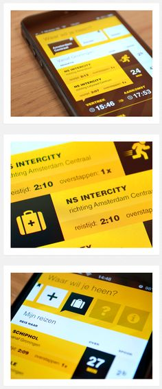 16 drop-dead gorgeous examples of mobile design inspiration   Econsultancy