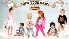 Rock Your Baby - Kids Clothing, Designer Kids Fashion, Baby Clothes Online