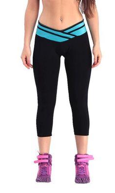 iLoveSIA(TM) Women's Tights Capri Legging Black+Blue L iLoveSIA http://www.amazon.com/dp/B00KBXQDZW/ref=cm_sw_r_pi_dp_2jLTtb1XEX13PGKQ