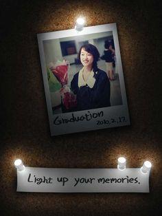 Light Up Your Memories