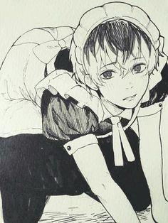 Haise Sasaki - Tokyo Ghoul :re