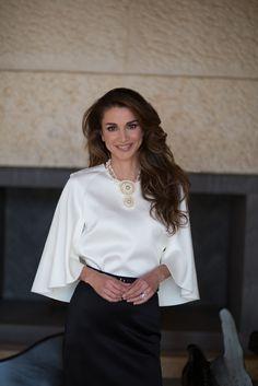 Rania de Jordan niia