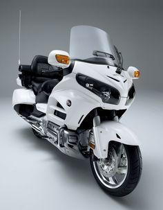The best touring bike Honda 2012 Gold Wing GL1800.