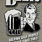 old beer commercials helping ugly people have sex since 1862