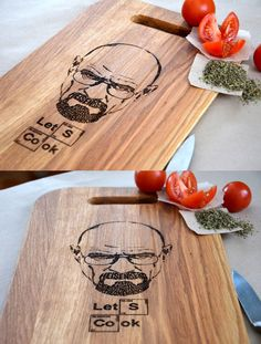 Hey, I found this really awesome Etsy listing at https://www.etsy.com/listing/214548267/breaking-bad-custom-engraved-cutting
