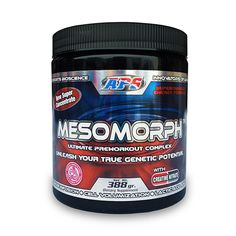 APS Nutrition Mesomorph US-Version