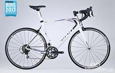 Giant Defy Advanced 2 CyclingPlus bike of the year winner. £1999