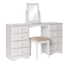 Schminktisch Weiss Möbel für Frauen