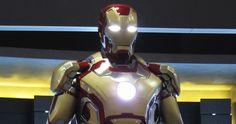 Iron Man 3 Trailer on tuesday!!